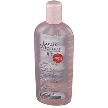 Louis Widmer Démaquillant Yeux - Waterproof - Non-Oily (Sans Parfum) +50% GRATUIT 100+50 ml
