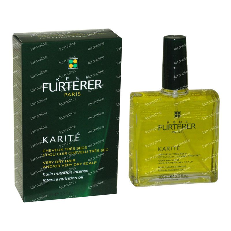 rene furterer karit huile nutrition intensive 100 ml order online. Black Bedroom Furniture Sets. Home Design Ideas