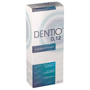 Dentio B 0.12% Mouth Rinsing 250 ml
