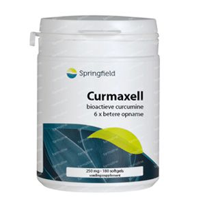 Curmaxell Softgels 180 St Softgels
