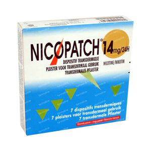 Nicopatch 14mg 7 patch