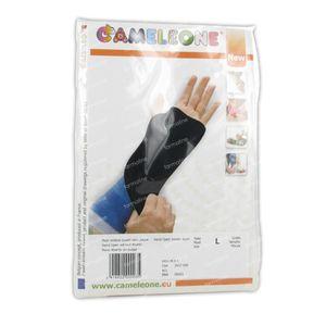 Cameleone Hand Open Thumb Black L 1 item