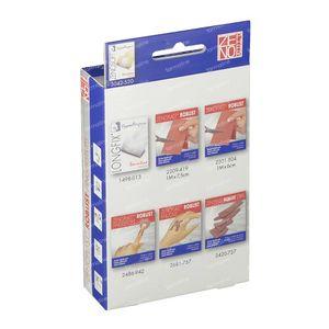 Zenoplast Robust Strips Fingerstrips 20 pièces