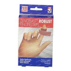 Zenoplast Robust Strips Fingerstrips 20 pieces