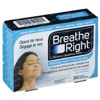 Breathe Right Clear 30 st