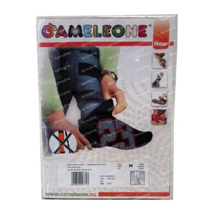 Cameleone Botte Orteils Ferme Sport Gris-Noir M 1 pièce