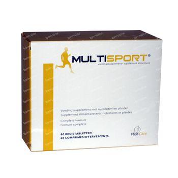 MultiSport 60 comprimés effervescents