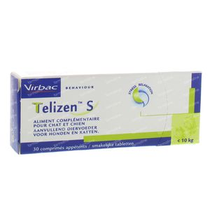 Telizen S Hond-Kat 50 mg 30 tabletten