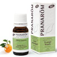 Pranarôm Huile Essentielle Orange Douce Bio 10 ml