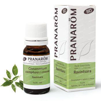 Pranarôm Huile Essentielle Ravintsara Bio 10 ml
