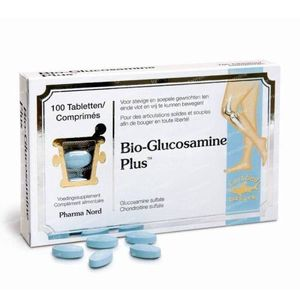 Pharma Nord Bio-Glucosamine Plus 100 comprimidos