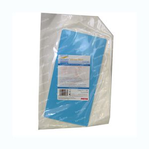 Dermatix Silicone Sheet Clear Self-Adhesive 13cm x 25cm 1 item