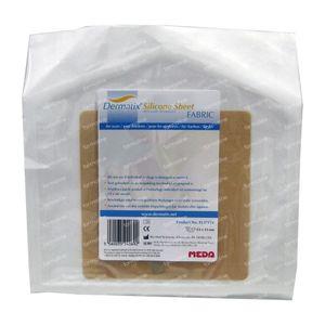 Dermatix Silicone Sheet Fabric 13x13cm 1 item