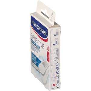 Hansaplast Med Sensitive Plasters 20 bandages