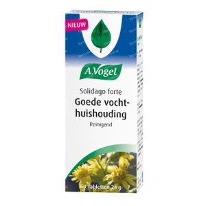 A.Vogel Solidago Forte 60 St Tabletten