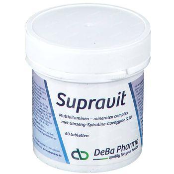 Deba Supravit 60 tabletten