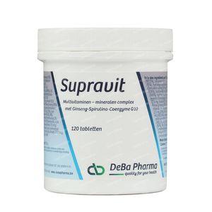 Deba Supravit 120 tabletten