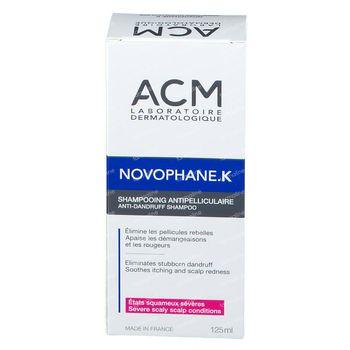 Novophane K Shampooing Mousse 125 ml