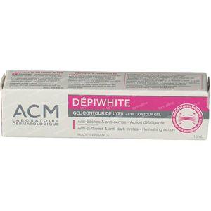 Depiwhite Oogomtrek 15 ml gel