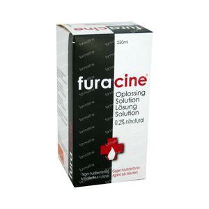 Furacine 250 ml oplossing