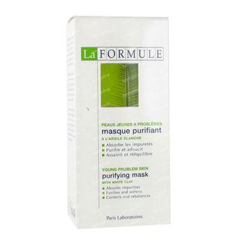 La Formule Masque Purifiant Argile Blanc 50 ml