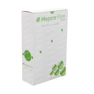 Mepore Film Steriel Transparant 10x12cm 271500 70 stuks