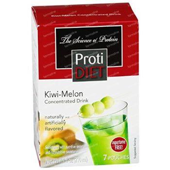 Protidiet Boisson Kiwi-Melon Poudre 5 sachet