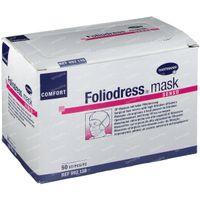 Hartmann Foliodress Masker Comfort Senso Groen 9921381 50 st