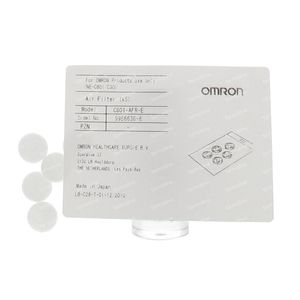 Omron Luchtfilter Aerosol C30 5 St