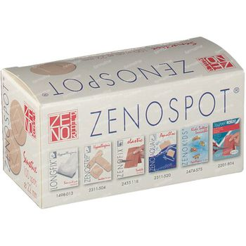 Zenospot Sensitive Pleister 22mm 100 pleisters
