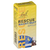 Rescue remedy nacht spray 7 ml spray