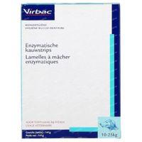 Cet Enzymatische Kauw Striplets 10-25 Kg 141 g