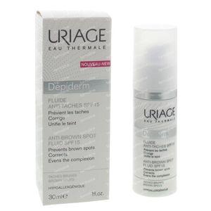 Uriage Depiderm Bruine Vlekken UV 50 30 ml