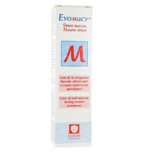 Evomucy Spray Buccal 50 ml spray