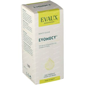 Evomucy Mondwater 200 ml