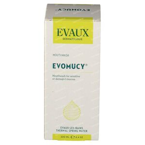 Evomucy Bain de Bouche 200 ml