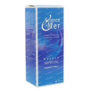 Science&Mer Face Mask Hydration 75 ml