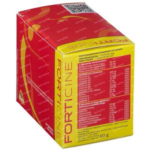Forticine Extra 60 capsules