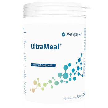 Ultrameal Plus 360 Vanille 728 g