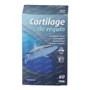Orthonat Haifischenknorpel Gel 700 mg 60 Kaps. 60 kapseln