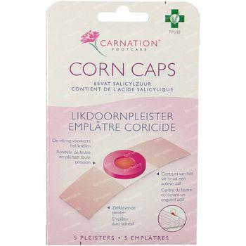 Carnation Anticors Corn Caps 5 st
