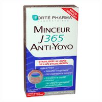 Forté Pharma Schlank 365 Anti-Yoyo 30 Tabl. 30  tabletten