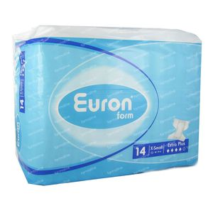 Euron Form X-Small Extra Plus Ref. 145 06 14-0 14 pièces
