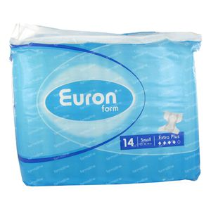 Euron Form Small Extra Plus Ref. 145 16 14-0 14 pièces