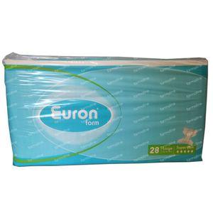 Euron Form Large Super Plus Ref. 145 38 28-0 28 pièces