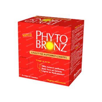 Phytobronz Lingettes Autobronzant 8 pièces
