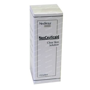 Neostrata Neoceuticals Clear Skin Solution 50 ml