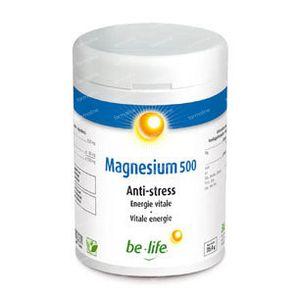 Be-Life Magnesium 500 Minerals 90 St capsule