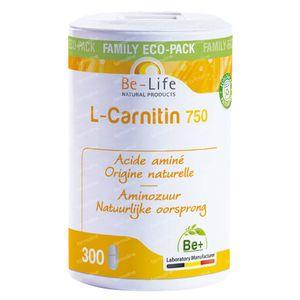 Be-Life L-Carnitine 750 300 compresse