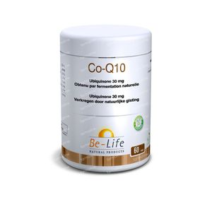 Be-Life Co-Q10 Enzymes 60 cápsulas